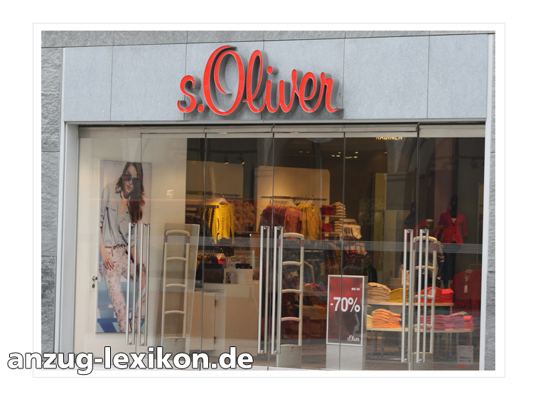 s.Oliver Store München