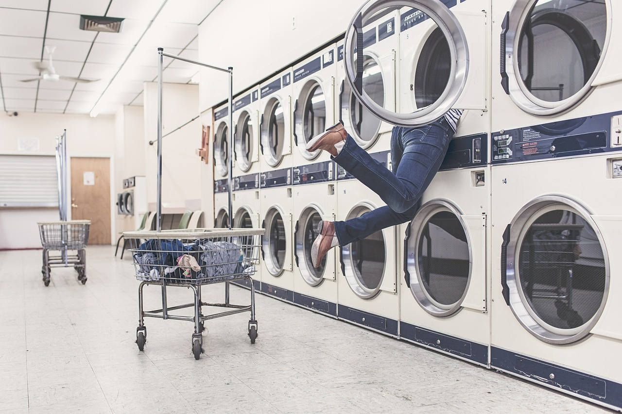 Waschmaschinen Waschsalon
